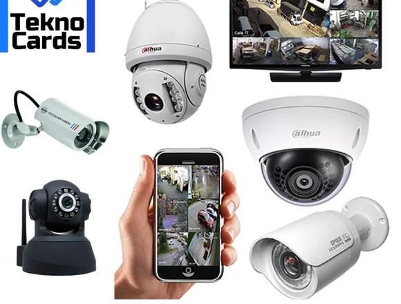 Instalacion y venta de camaras de vigilancia