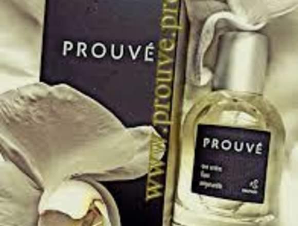 Perfumes  Prouvé   de París