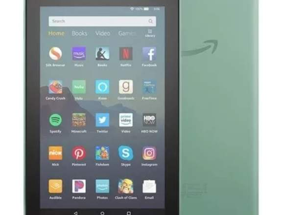 Tablet Fire 7 Amazon 16GB Oferta