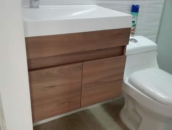 muebles de baño en medellin