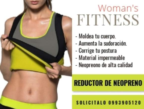 Chaleco Fitness para mujeres Guayaquil