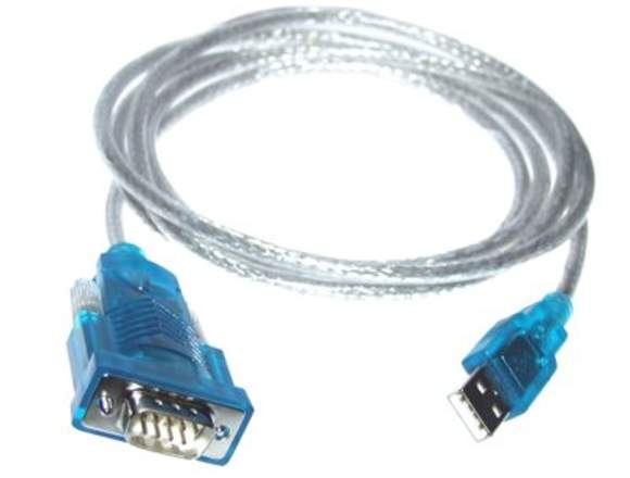 Cable Adaptador USB a RS232