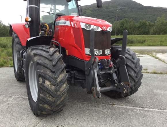 Tractor agrícola-Massey Ferguson 7620
