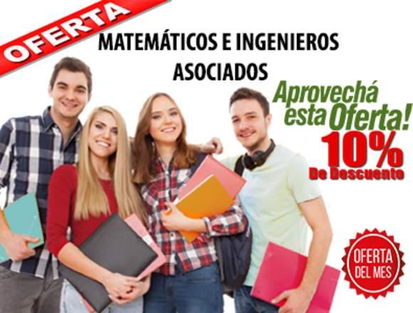 Clases y realización de exámenes académicos