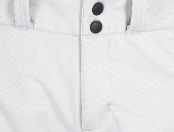 Pantalones de beisbol blanco