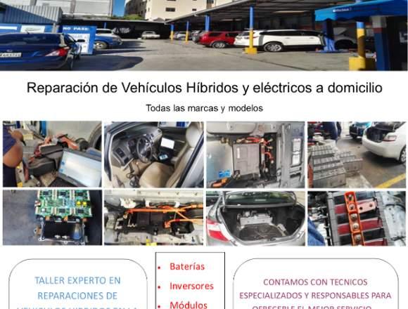 Reparación De Vehículos Híbridos