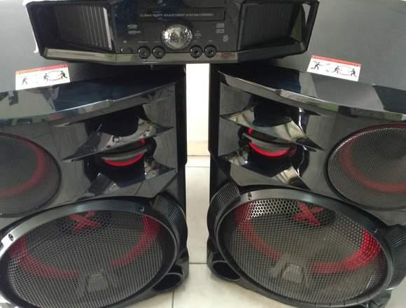 Sistema De Audio Lg Modelo Cm9960 Excelente Estado