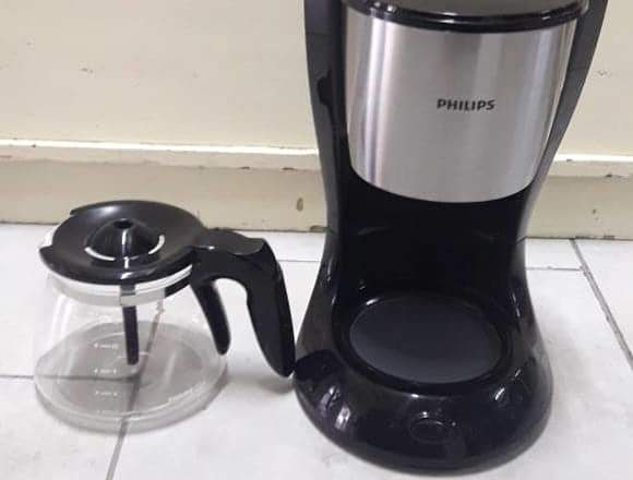 Cafetera Electrica Philips Modelo Hd 7457