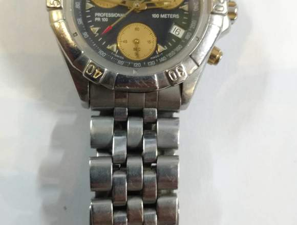Reloj Tissot Proffesional Pr100