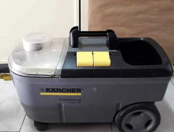 Aspiradora 1250w Karcher Puzzi 100