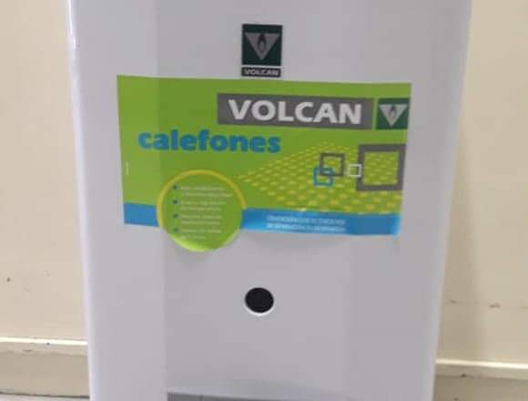 Calefon Volcan Modelo 315brv 14l Gas Envasado