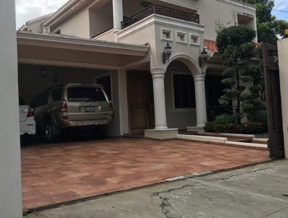 Vendo hermosa casa en Bonao