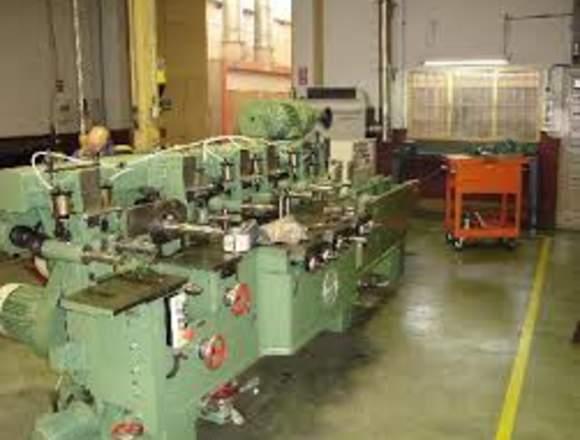 Compra de maquinaria en desuso,metales,cobre, etc