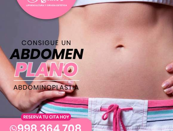 Corrige la flacidez abdominal - Clínica Renacer