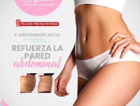 Remodela tu abdomen - Clínica Renacer