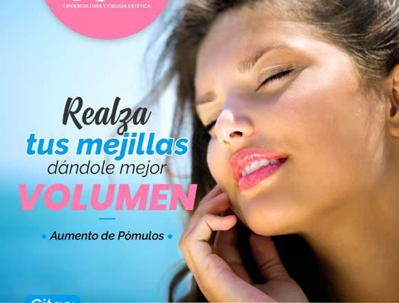 Reafirma tus mejillas - Clínica Renacer