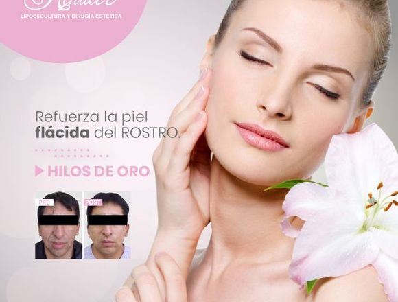 Devuelve la firmeza del rostro - Clínica Renacer