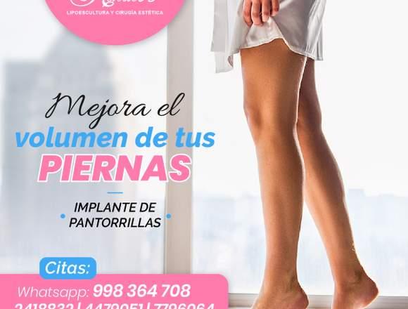 Corrige la forma de las piernas – Clínica Renacer