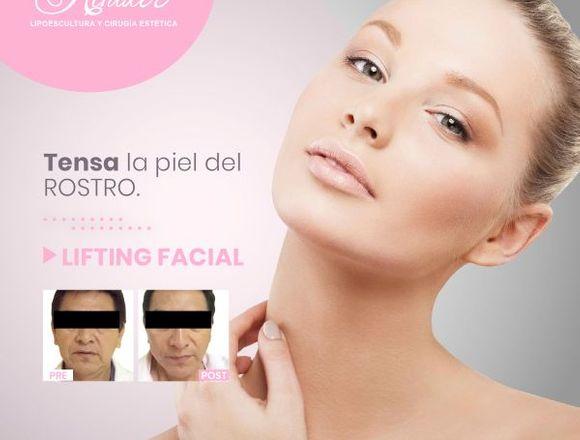 Recupera la firmeza del rostro - Clínica Renacer