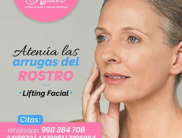 Devuelve vitalidad a tu rostro - Clínica Renacer