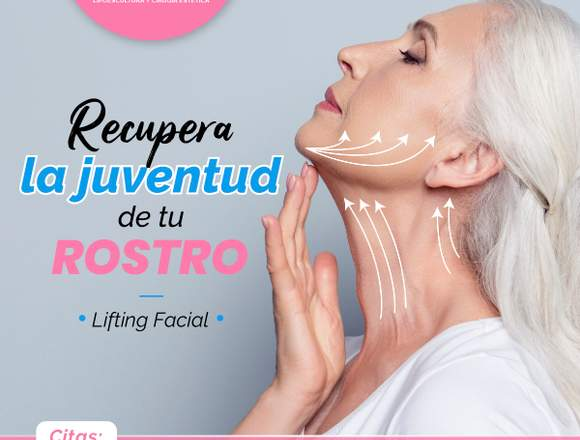 Recupera la juventud facial - Clínica Renacer