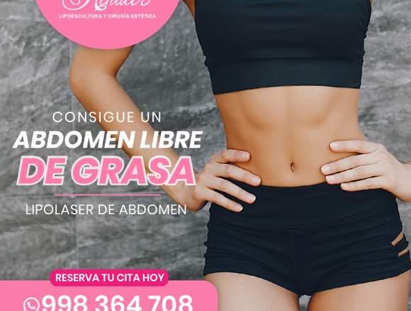No más grasa abdominal - Clínica Renacer