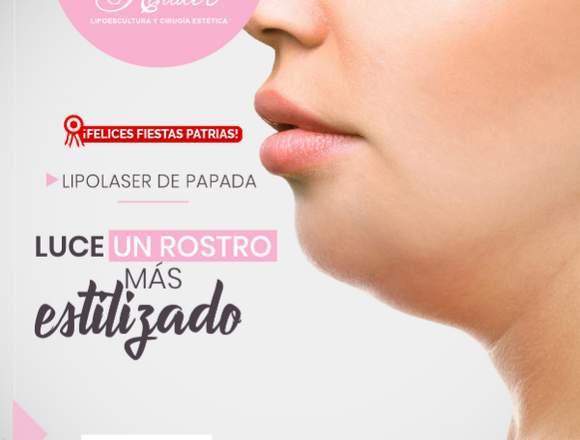 Rostro y cuello más definidos - Clínica Renacer