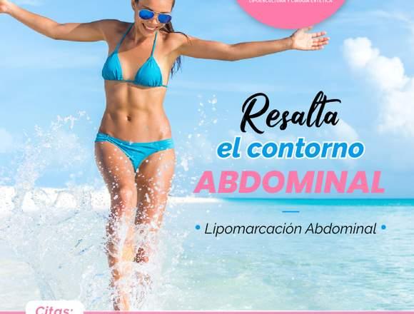 Resalta el contorno abdominal - Clínica Renacer
