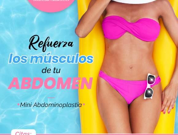 Reduce la flacidez abdominal - Clínica Renacer