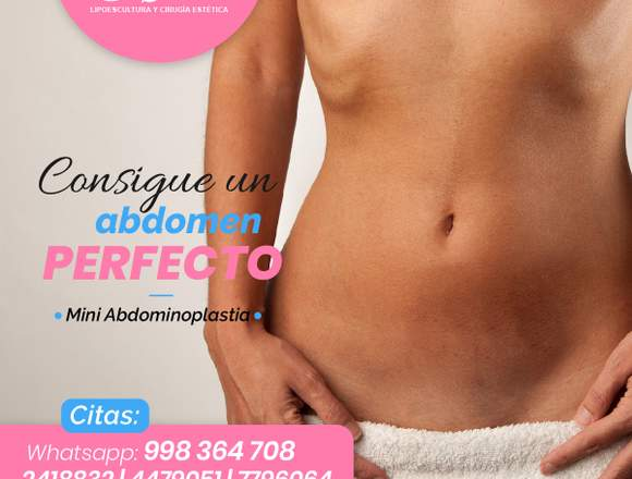 Tensa el abdomen - Clínica Renacer