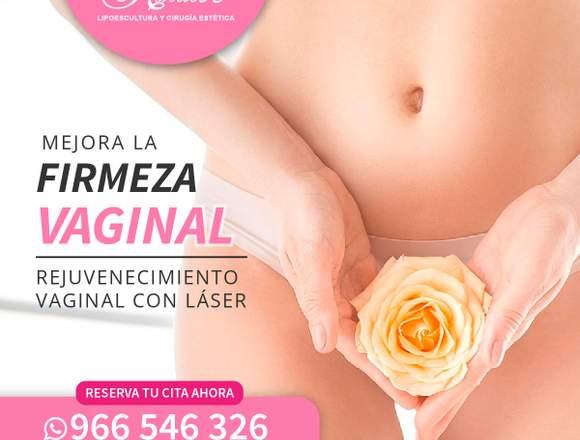 Regeneración vaginal con láser - Clínica Renacer