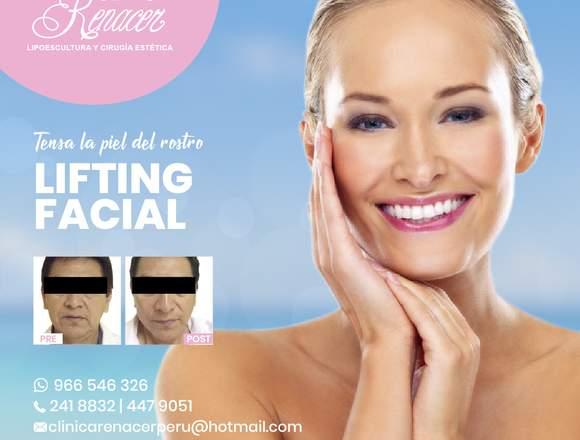 Devuelve vitalidad al rostro - Clínica Renacer