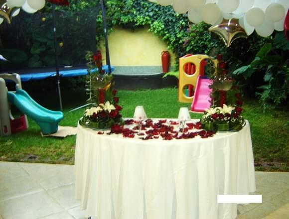 Salón La Quinta Jardin