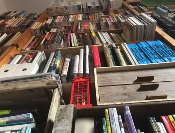 Recogida de libros gratis