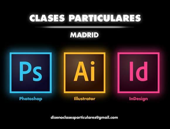 CLASES PARTICULARES DE DISEÑO GRÁFICO - MADRID