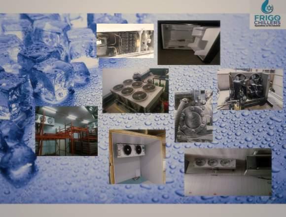 tecnico de equipos frigoríficos