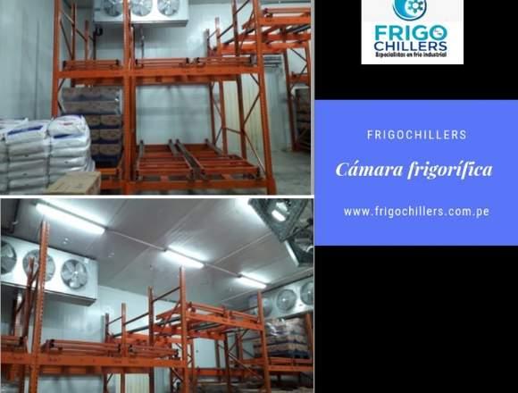 Servicio tecnico en cámaras frigoríficas