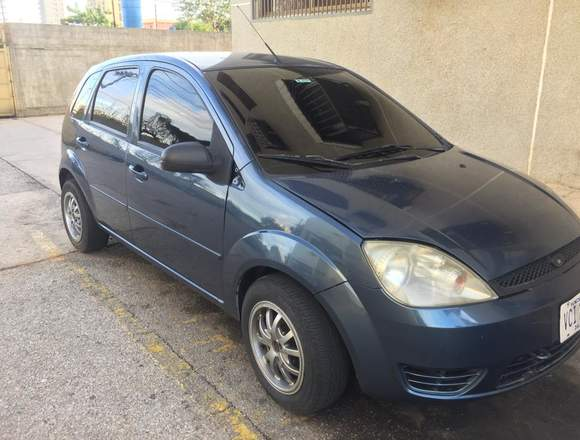 Ford Fiesta 2007 impecable