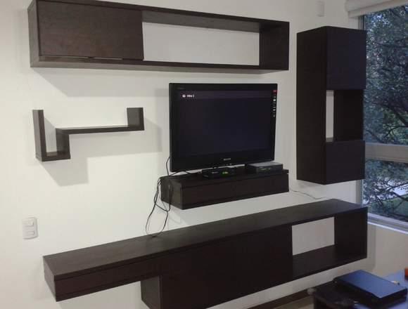 muebles de tv modernos