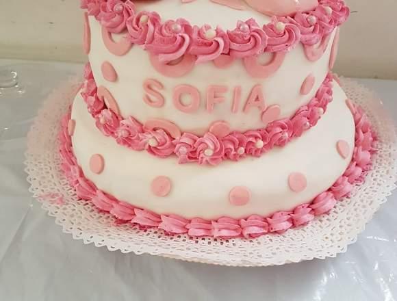 Tortas, cupcakes y pasteleria variada