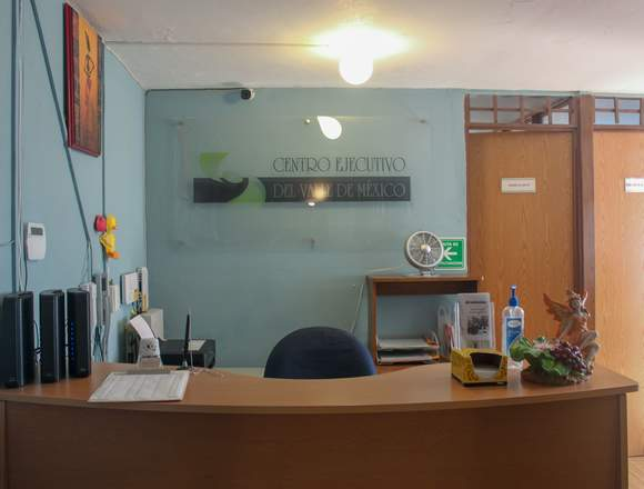 Oficinas En Renta Naucalpan De Juarez