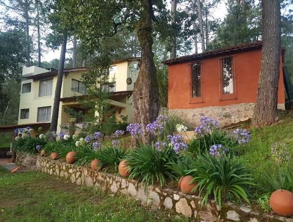 La mejor casa en Tapalpa lista para vacacionar