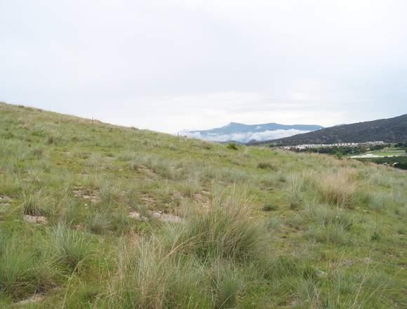 Magnifica vista Panorámica Terreno 2 has Tesistan