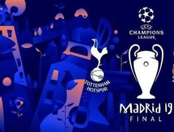 2 Tickets UEFA Champions League Final