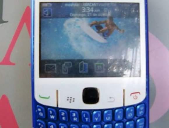 vendo blakberry 9300 usado.