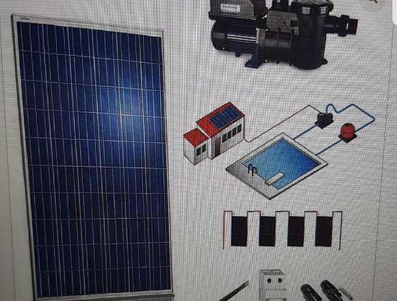 Kit placas solares fotovoltaicas