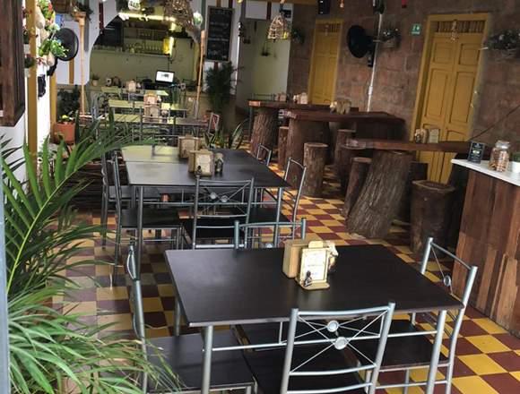 Venta restaurante bar ( precio negociable )