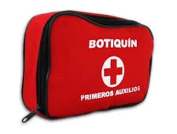 BOTIQUINES DE PRIMEROS AUXILIOS