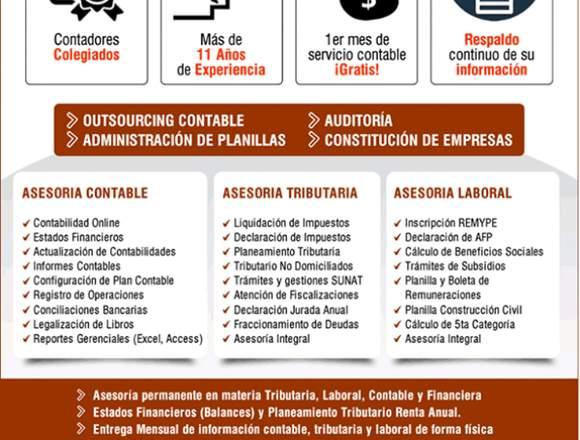 Asesoría Empresarial en Perú