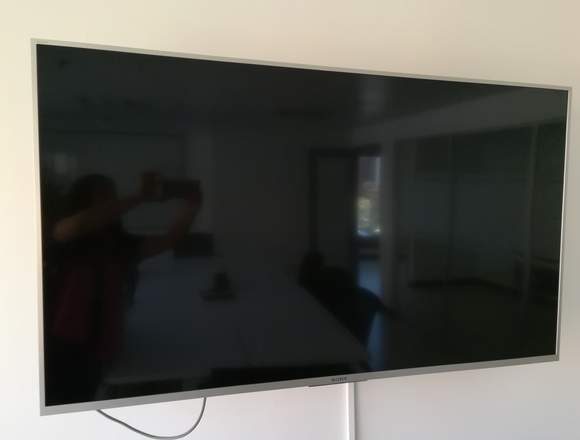 "TV55"" 138 cm LED Sony"